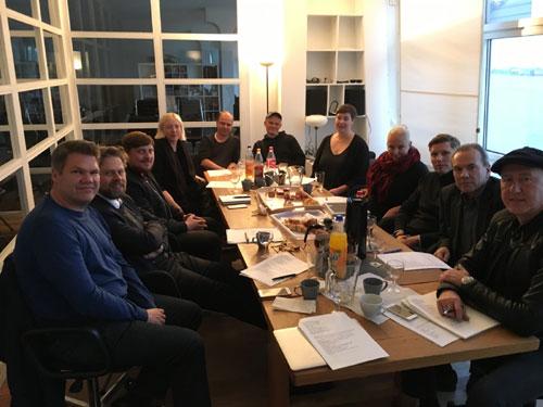 Erstes Jury-Treffen für den HANS – dem Hamburger Musikpreis
