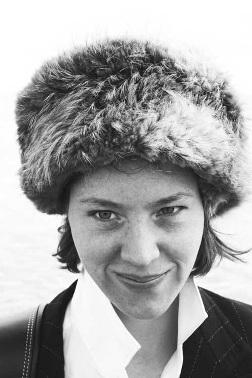Schläft mit den Fingern in der Steckdose: Johanna Zeul live in Hamburg