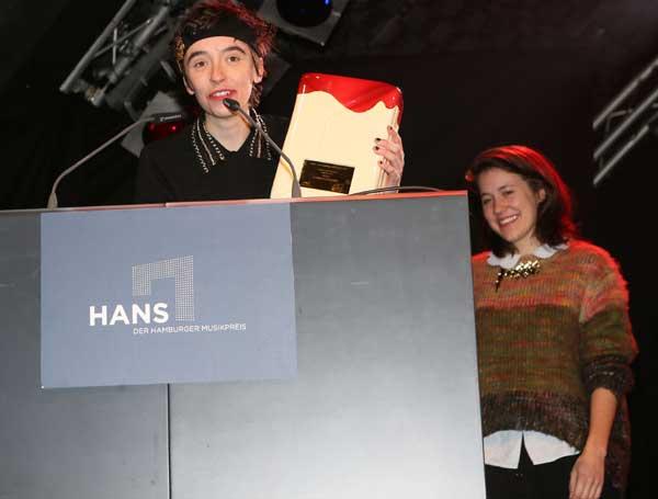 Hamburger Musikpreis: Deichkind, Schnipo Schranke und Nils Wülker ausgezeichnet