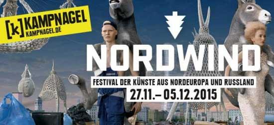 Kampnagel: Nordwind – Festival der Künste aus Nordeuropa und Russland