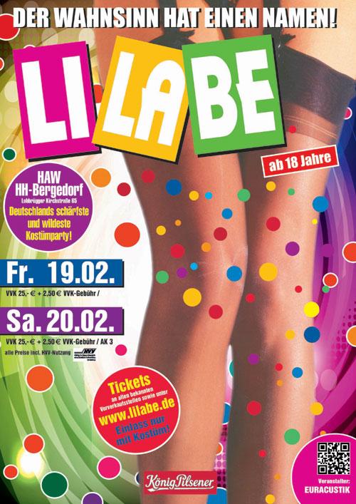 Gehört zu den beliebtesten Partys Deutschlands – Das LILABE in Bergedorf