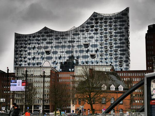 Mit voller Spielmannswucht: Das Eröffnungsprogramm der Elbphilharmonie