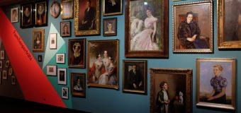 """Finissage der Ausstellung """"Hamburg ins Gesicht geschaut"""" im Museum für Hamburgische Geschichte"""