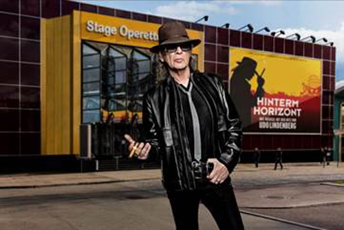 "Lindenberg-Musical ""Hinterm Horizont"" kommt nach Hamburg"
