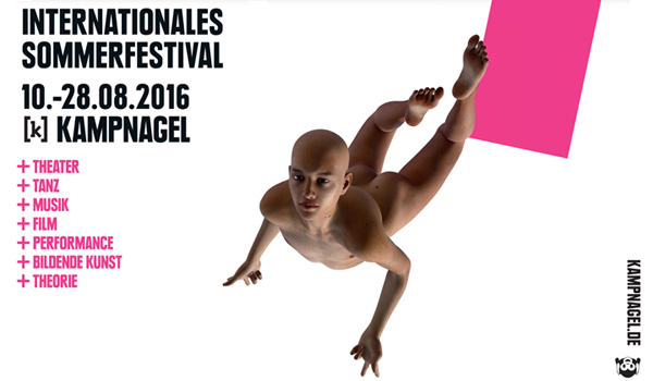 Das Internationale Sommerfestival 2016 auf Kampnagel in Hamburg