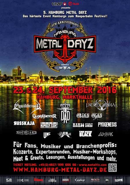 Reeperbahn Festival – Hamburg Metal Dayz sind ausverkauft