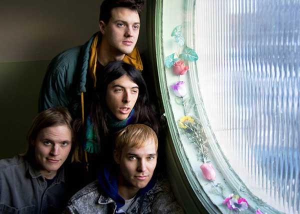 Nap Eyes aus Kanada live im Hamburger Westwerk