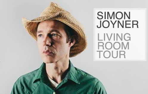 Simon Joyner aus den USA live im Clubheim Schanzenpark