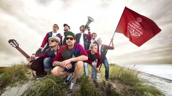 TEQUILA & THE SUNRISE GANG rocken das Ackerfestival 2017