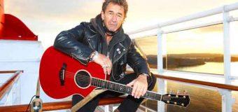 Mit Peter Maffay auf der Queen Mary 2 live ab Hamburg nach England schippern