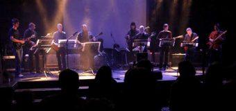 Boyds Elektro Gitarren Orchester I Clubheim im Schanzenpark