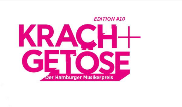 KRACH+GETÖSE – Der Hamburger Musikerpreis: Bewerbungsphase läuft noch bis zum 11. April!