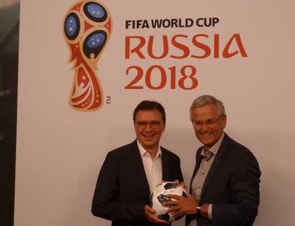Die FIFA Fußball-WM 2018 live im ZDF und ARD – Der Spielplan