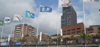 Hamburg als Industriezentrum im Norden Deutschlands