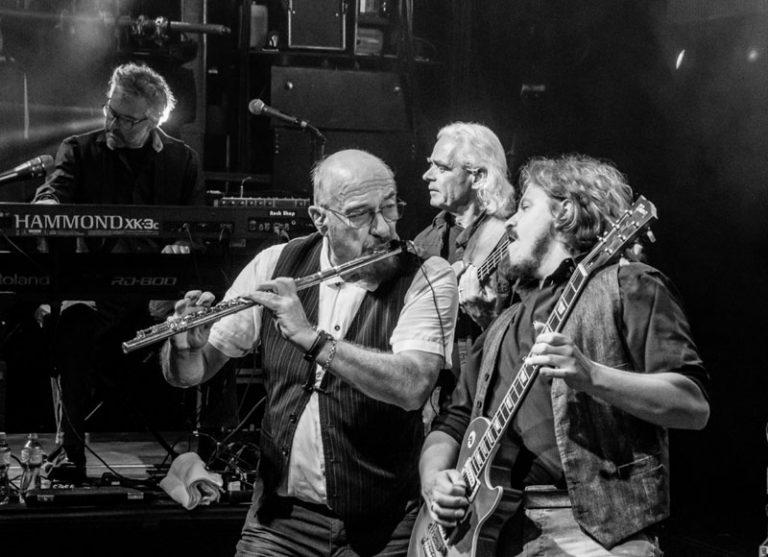 Ian Anderson präsentiert Jethro Tull in Hamburg