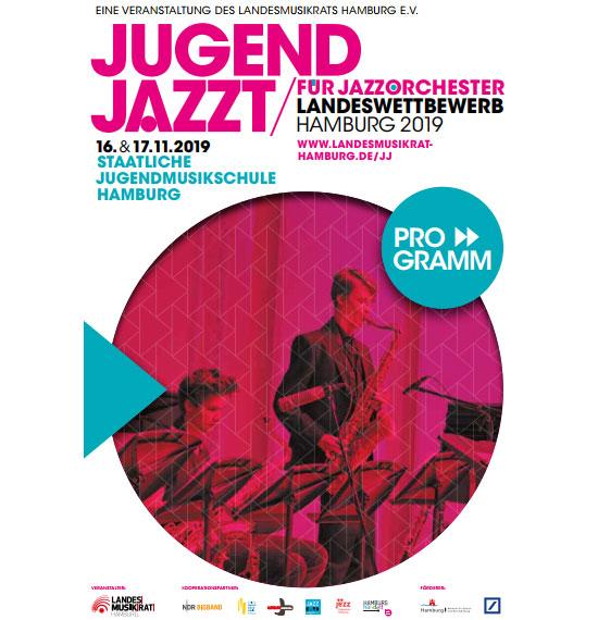 Jugend jazzt Landeswettbewerb in Hamburg 2019