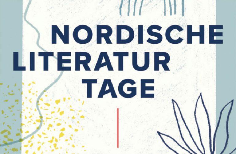 NORDISCHE LITERATURTAGE im Literaturhaus Hamburg