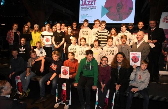 Die Preisträger: Landeswettbewerb Jugend jazzt für Jazzorchester 2019