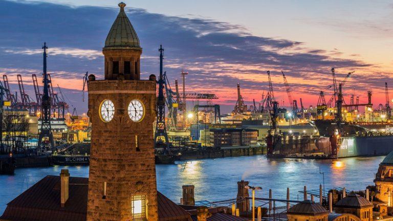 Hamburg: Für ein Abenteuer immer zu haben
