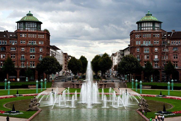 Mannheim – Stadt mit Blick auf eine glanzvolle Zukunft